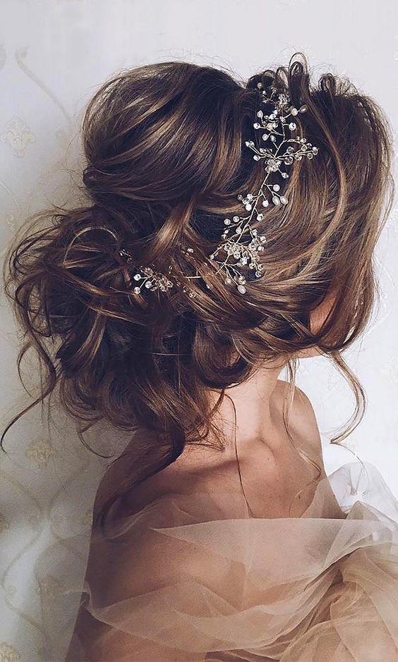 Veil Flowers Or Tiara Weddingstudios